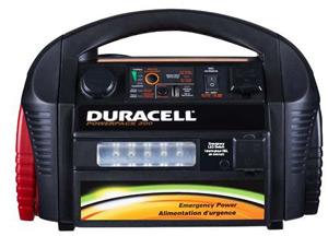 Duracell DRPP300 Powerpack Jump Starter