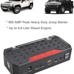 Bolt Power G06 Car Battery Jump Starter Review