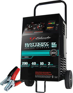 Schumacher SE-4022 Battery Jumper/Charger