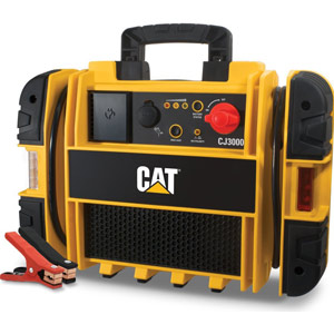 CAT CJ3000 2000 Peak Amp Jump Starter