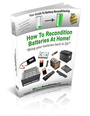 EZ Battery Reconditioning Program