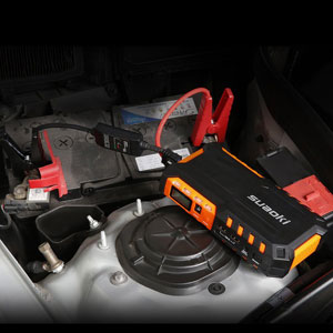 Suaoki 600A Peak Portable Car Jump Starter