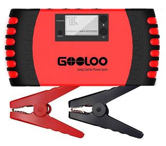 GOOLOO 700A Portable Car Jump Starter