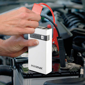 MiniMax 29916 Portable Pack Jump Starter