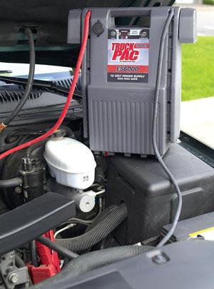Truck PAC ES6000