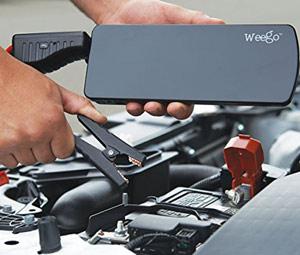 Weego JS18 18000mAh Jump Starter Professional Battery Pack