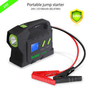 Besteker Portable Jump Starters 23100 mAh