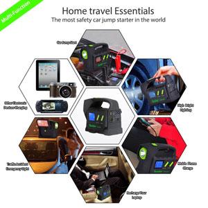 Besteker Portable Jump Starters