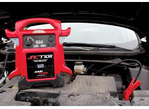 Jump-N-Carry JNC770 1700 Peak Amp Premium 12-Volt Jump Starter