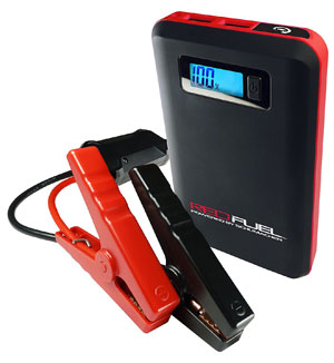 Schumacher SL161 Red Fuel Jump Starter