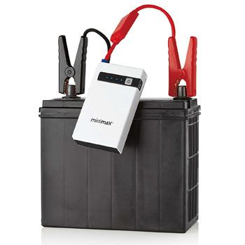 MiniMax Portable Charger