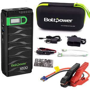 Bolt Power N02 Jump Starter