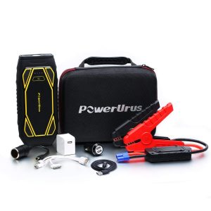 PowerUrus IP66 1600A Peak Portable Jump Starter