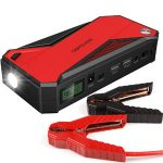 DBPOWER 600A Portable Car Jump Starter